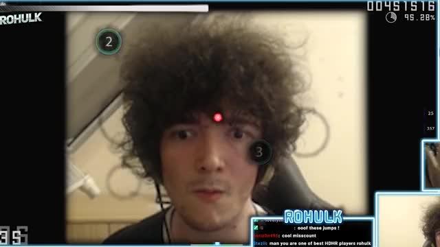 osu! Livestream Highlights | ThePooN Goes GOD MODE! Cookiezi 8
