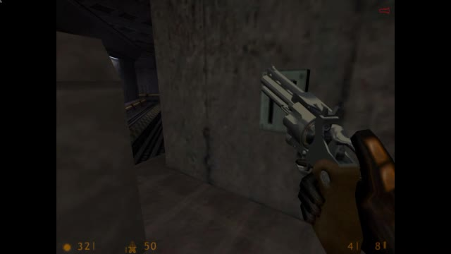 Halflife - On a Rail, Strange Bug :P GIFs
