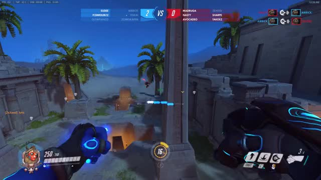 Watch Doomfist 1v5 GIF on Gfycat. Discover more related GIFs on Gfycat