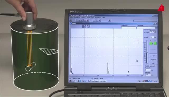 Watch and share Ultrasonic Testing GIFs on Gfycat