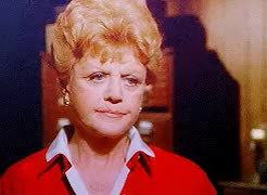 Watch and share Angela Lansbury GIFs on Gfycat