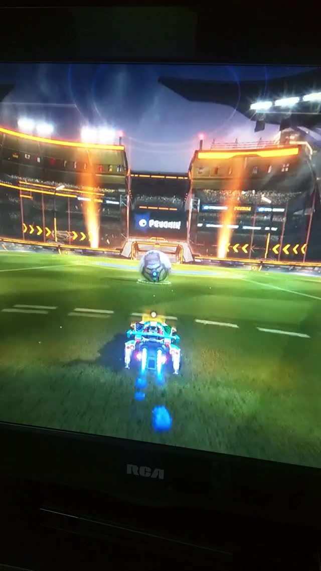 Watch and share My First Decent Flip Reset! GIFs by Alphamento on Gfycat
