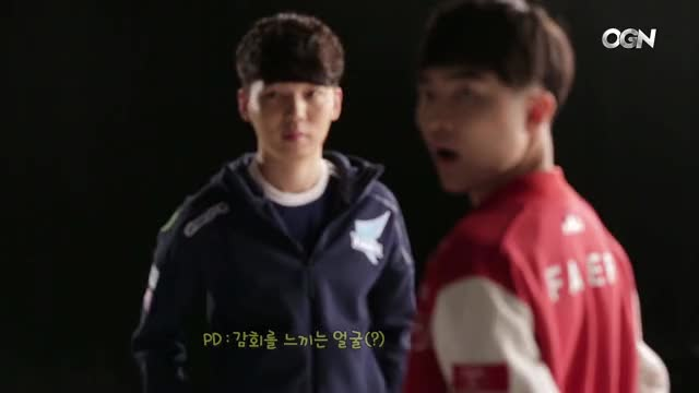 2017 LCK Opening Title behind Story by OGN