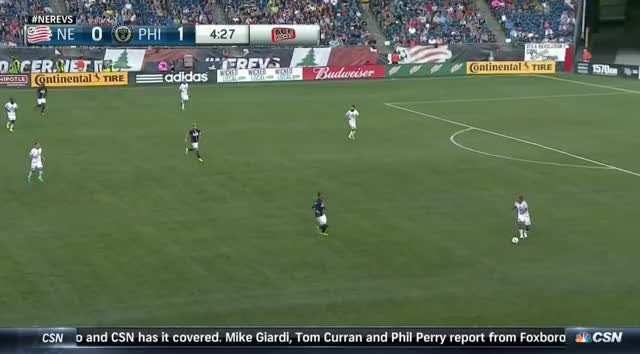 Watch and share Bedoya In The Box-to-box Role Early GIFs by Evercombo on Gfycat