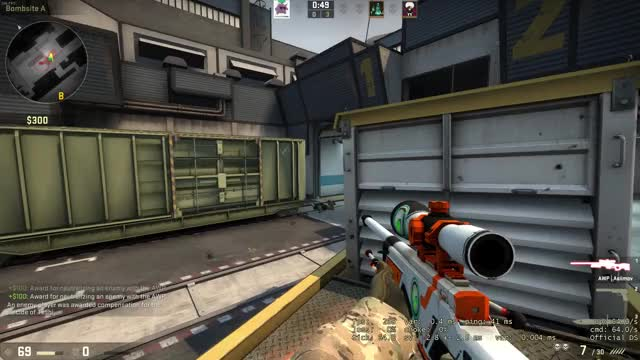 Watch and share Nutty Double Wallbang Clutch GIFs by aakash on Gfycat