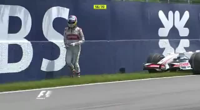 Watch and share Adrian Sutil GIFs and Force India GIFs on Gfycat