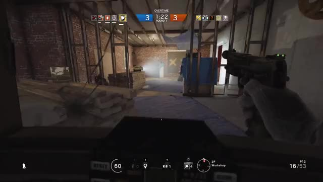 Watch The Collateral - Rainbow Six Siege GIF on Gfycat. Discover more gameplay, mahchay, rainbow6 GIFs on Gfycat