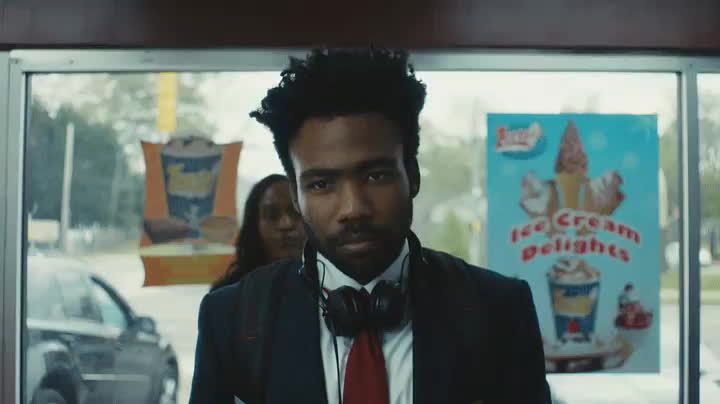 Donald Glover,  GIFs