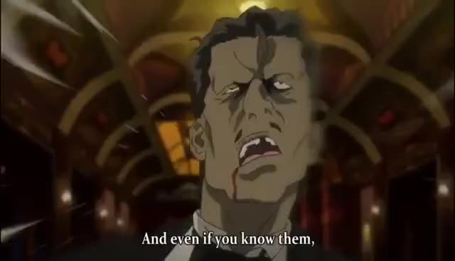 Watch and share Baccano - Ladd Boxing GIFs on Gfycat