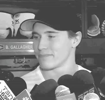 Watch and share Montreal Canadiens GIFs and Brendan Gallagher GIFs on Gfycat