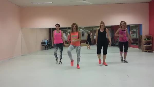 Watch and share FIRESTONE Remix Zumba Routine After Class (reddit) GIFs on Gfycat