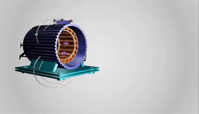 Watch and share How Does Three Phase Induction Motor Works (construction And Working) ? GIFs on Gfycat