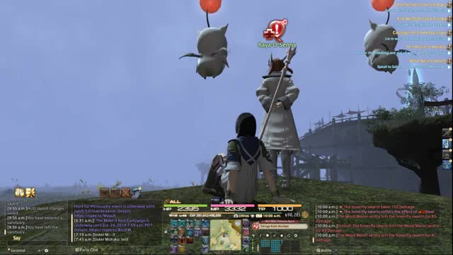 Watch and share My FFXIV UI GIFs by Motoko K. on Gfycat