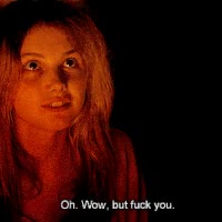 Watch and share Skins, Skins: Cassie GIFs on Gfycat