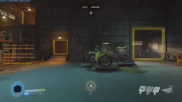 Watch and share Voice Chat GIFs and Overwatch GIFs by theenhancedexe on Gfycat