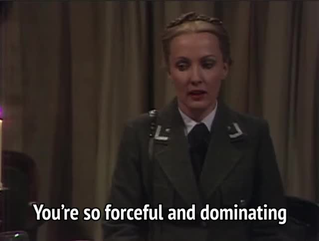 Watch and share Kim Hartman GIFs and Allo Allo GIFs by MikeyMo on Gfycat