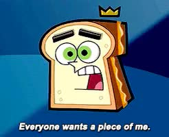 Watch and share Grilled Cheese GIFs and Nickelodeon GIFs on Gfycat