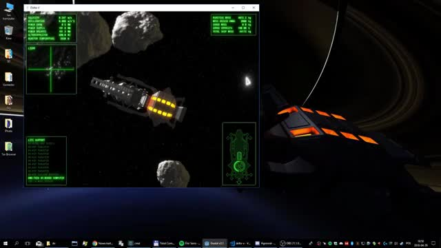 Watch ΔV: Rings of Saturn - Responsive Game Design v2 GIF by Kodera Software (@kodera) on Gfycat. Discover more deltav, game, gamedev, indie, indiedev, indiegame, sci-fi, scifi GIFs on Gfycat
