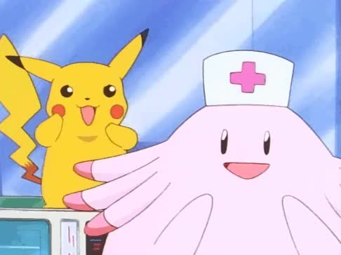 Watch and share A Chansey Operation GIFs and Pokemon Gif GIFs on Gfycat