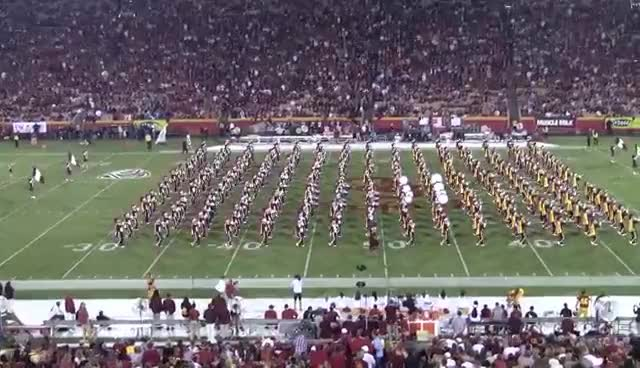 usc, USC Countermarch GIFs