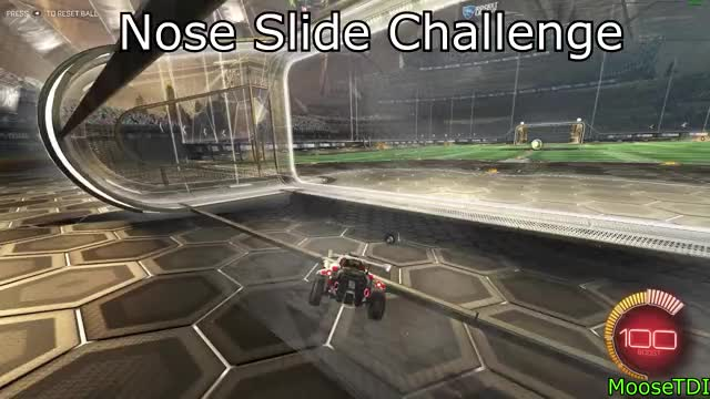 Watch and share Rocket League GIFs and Nose Slide GIFs by Moose on Gfycat