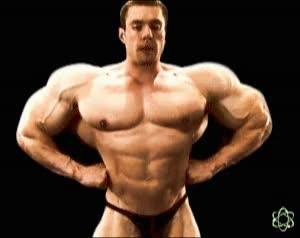 Watch flexing muscle GIF on Gfycat. Discover more related GIFs on Gfycat