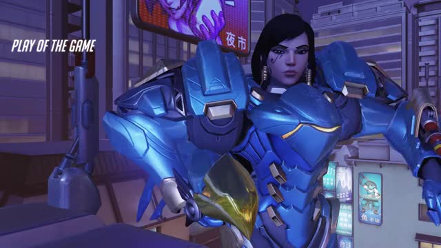 Watch op GIF by wisp__ on Gfycat. Discover more overwatch, pharah, potg GIFs on Gfycat