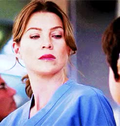 Watch and share Haunt You Every Day GIFs and Grey's Anatomy GIFs on Gfycat