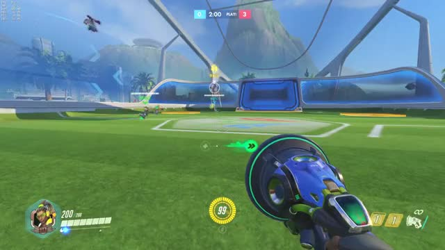 Watch and share Lucioball GIFs and Overwatch GIFs on Gfycat