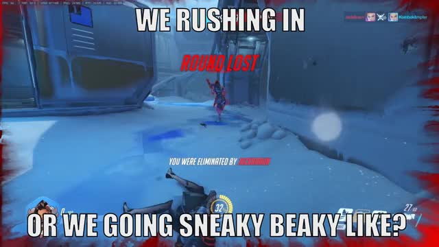 Watch and share Sneaky Beaky Sombra GIFs on Gfycat