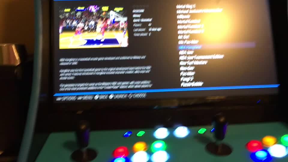Pac-Drive + RetroPie GIFs