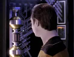 Watch Star Trek GIF on Gfycat. Discover more 1000, 7x25 7x26, All Good Things, Android, Data, Human, Jean Luc Picard, Star Trek, TNG, reaction gifs, wtf GIFs on Gfycat