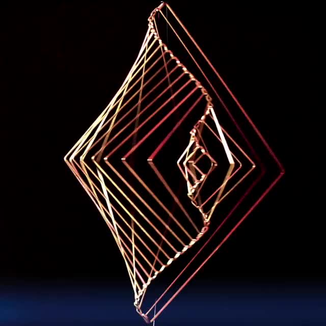 Watch and share Wind Spinner GIFs and Square Wave GIFs by Atellani on Gfycat
