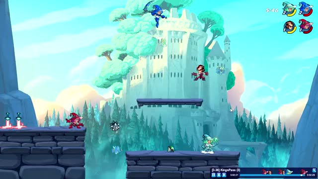 Watch and share Brawlhalla GIFs by Halite on Gfycat