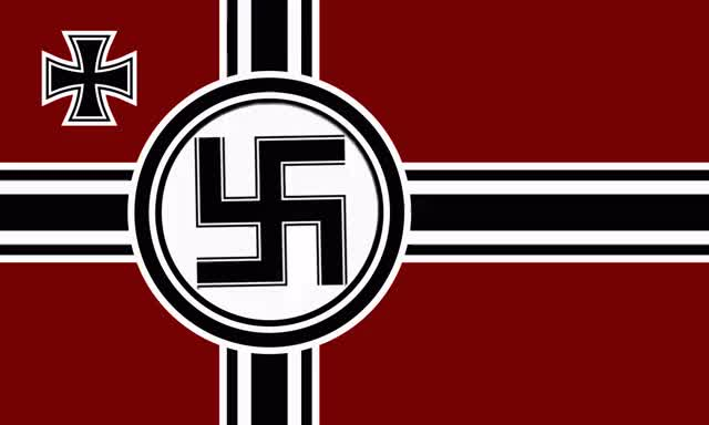 Watch and share Nazi Flag Gif GIFs on Gfycat
