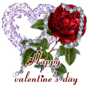 Watch and share Animated Valentines Day Cards Animation Glitter Graphics animated stickers on Gfycat