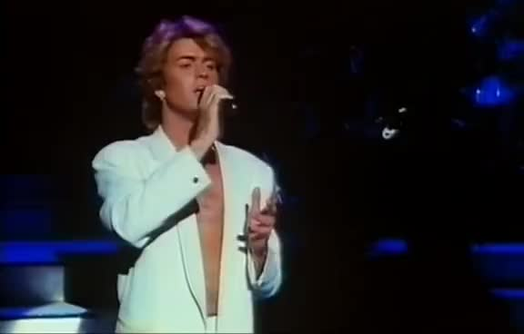 Watch and share Careless Whisper GIFs and George Michael GIFs on Gfycat