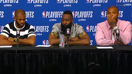 Watch and share Chris Paul, James Harden, And P.J. Tucker — Houston Rockets GIFs by Off-Hand on Gfycat