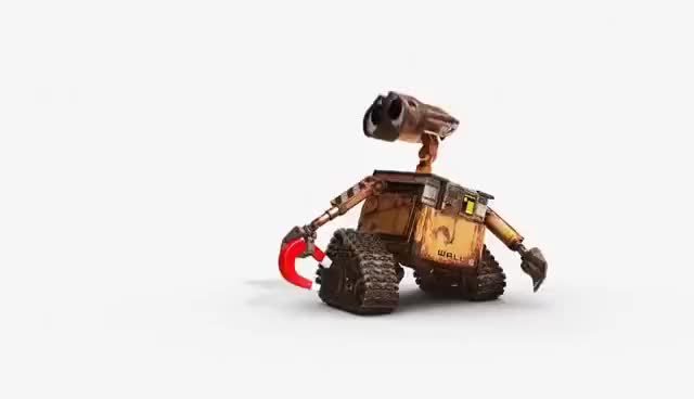 Watch and share Wall•e Clip: Magnet GIFs on Gfycat