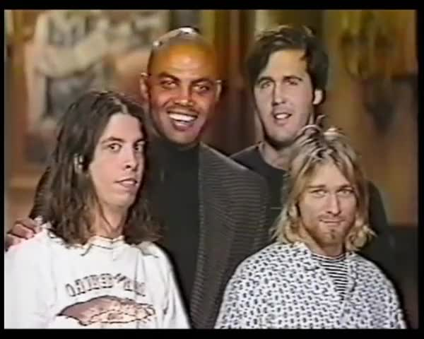 Watch and share Krist Novoselic GIFs and Music GIFs by dwightmcclusky on Gfycat