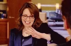 Watch and share No Problem GIFs and Tina Fey GIFs on Gfycat