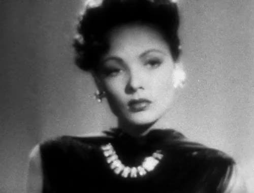 Watch this trending GIF on Gfycat. Discover more 1940s, classic film, classic movies, film noir, gene tierney, gif, glamour, i know i know the dvd print is awful but LOOK AT HER FACE, josef von sternberg, my gif, noir, noirvember, nostalgia, old movies, retro, the shanghai gesture GIFs on Gfycat