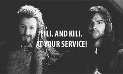 Originally posted by ahnbaehyoImagine being sick and Fili an