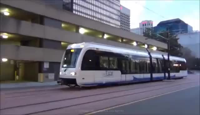 Watch The Tide Light Rail System - Norfolk, VA GIF on Gfycat. Discover more related GIFs on Gfycat