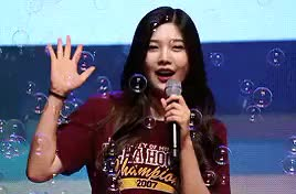 Watch and share My Angelllllllllll GIFs and Park Sooyoung GIFs on Gfycat
