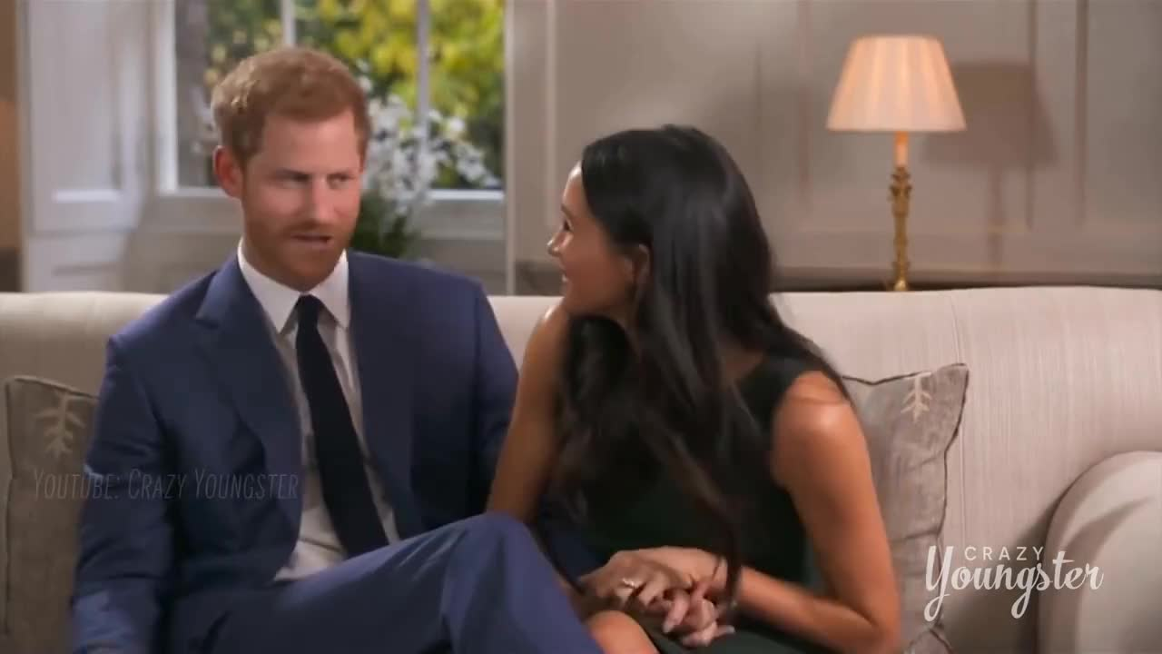 Prince Harry & Meghan Markle - Cute Funny Moments GIFs