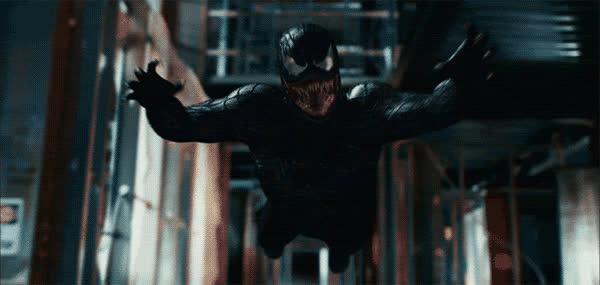 eddie brock, venom, Venom GIFs