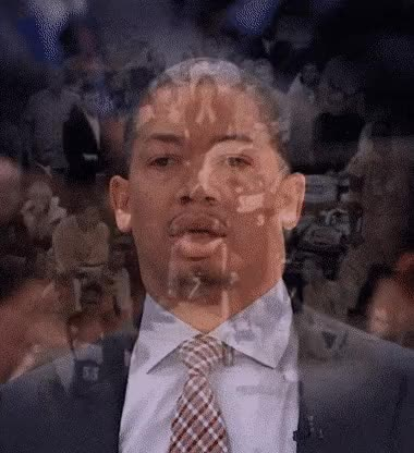 Watch and share Tyronn Lue GIFs and Celebs GIFs by MarcusD on Gfycat