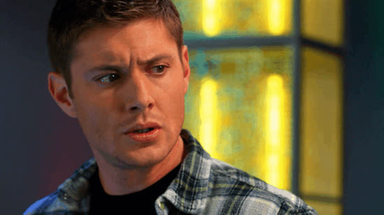 Jensen Ackles, speechless, Speechless GIFs