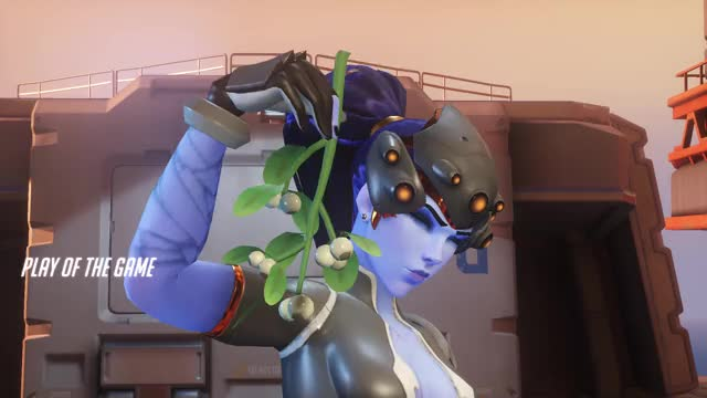 Watch big GIF by hootsy (@hootsy) on Gfycat. Discover more overwatch, potg, widowmaker GIFs on Gfycat